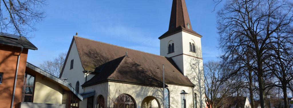 Evangelische Kirchengemeinde Bad Krozingen Kirche  Evangelisch  Bad Krozingen